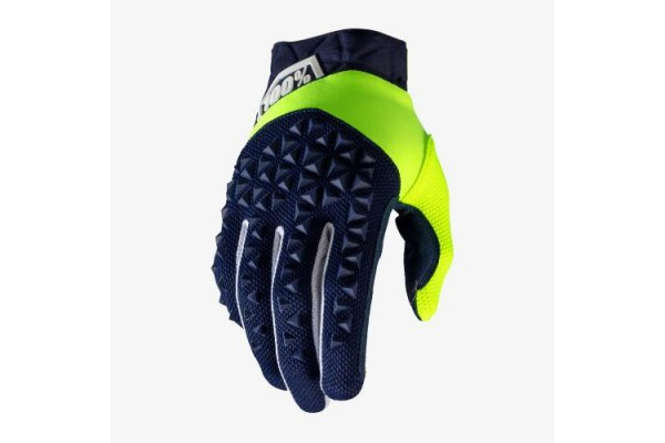 100% AIRMATIC MX GLOVES