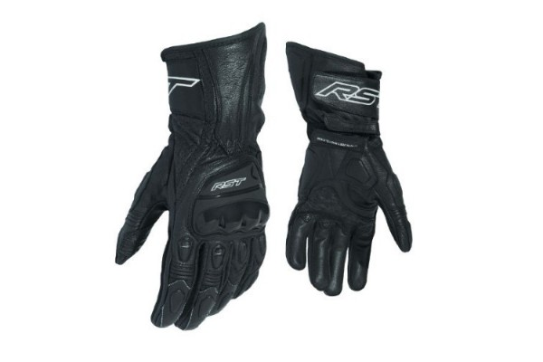 RST R18 LEATHER GLOVES