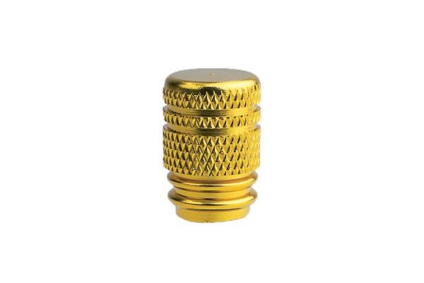 GOLD VALVE CAPS