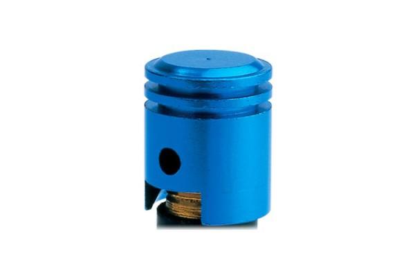 VALVE CAP BLUE