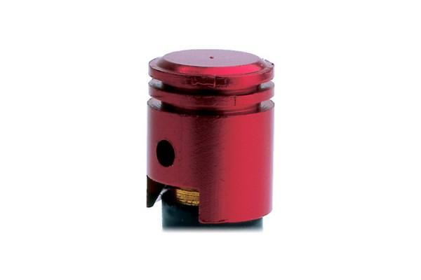 VALVE CAP RED