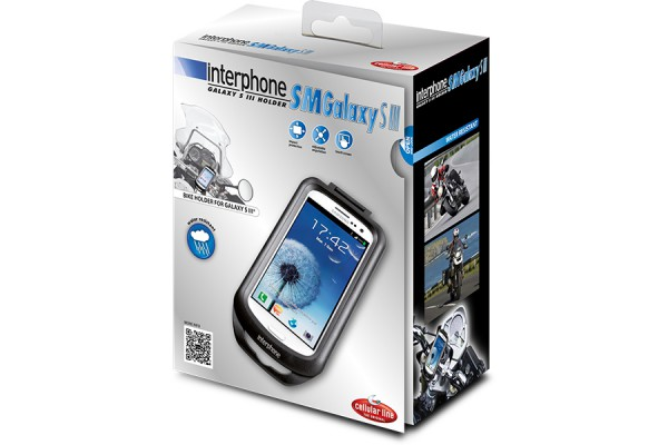 IP MOTO HOLDER SS GALAXY S4