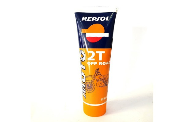 REPSOL OFFROAD 2T SYNTH 125ML