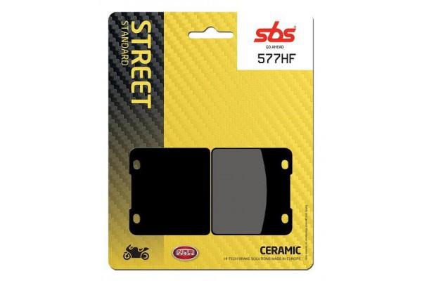 SBS 577HF FA103 BRAKE PADS