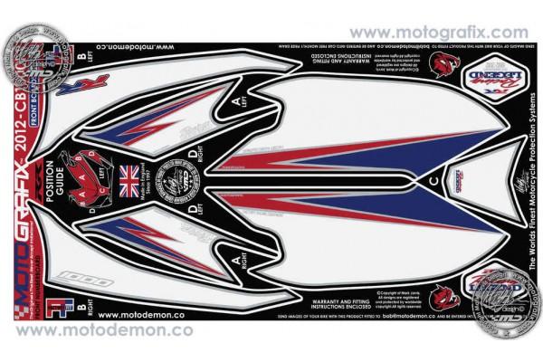 MOTOGRAFIX CBR 1000RR...