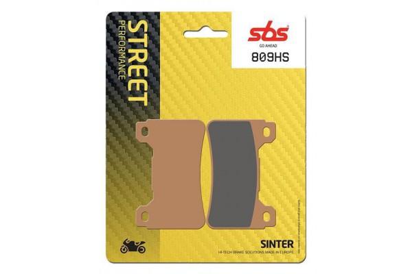 SBS 809HS FA390 BRAKE PADS