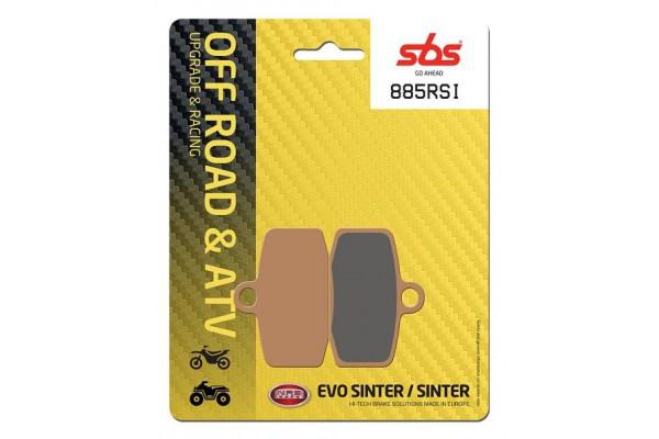 SBS 885RSI FA612 BRAKE PADS