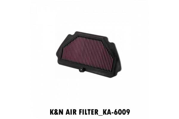 K&N AIRFILTER ZX6/636...