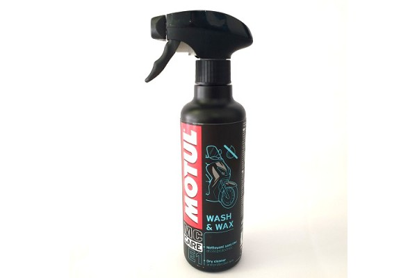 MOTUL WATERLESS WASH AND WAX