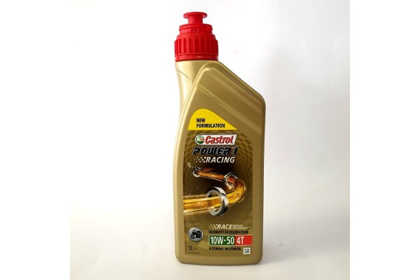 CASTROL POWER 1 RACING 4T 1L