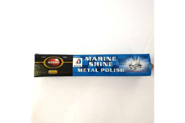 AUTOSOL MARINE SHINE 75ml TUBE