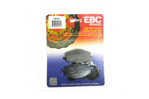 EBC BIKE PADS FA101