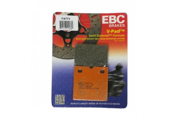 EBC DISC PADS FA77