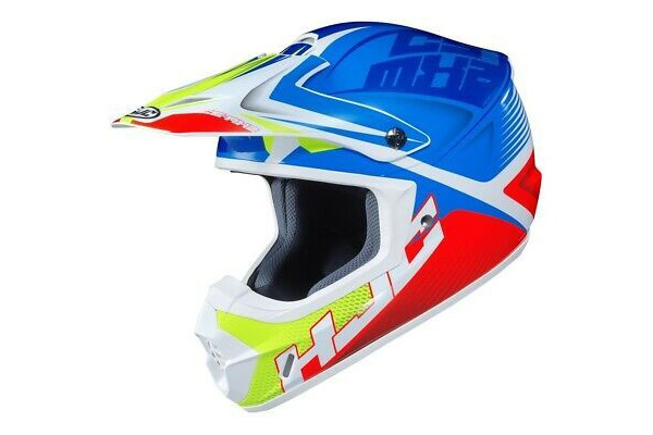 CS-MX II BLUE/RED/YEL/WHT