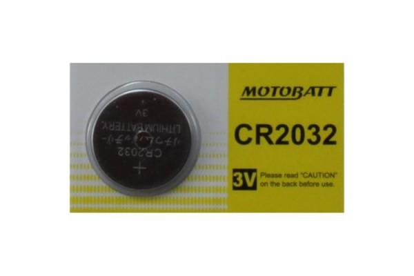 MOTOBATT CR2032 3V LITH BC...