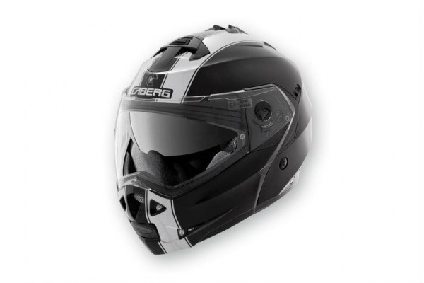 CABERG DUKE LEGEND BLK/WHT...