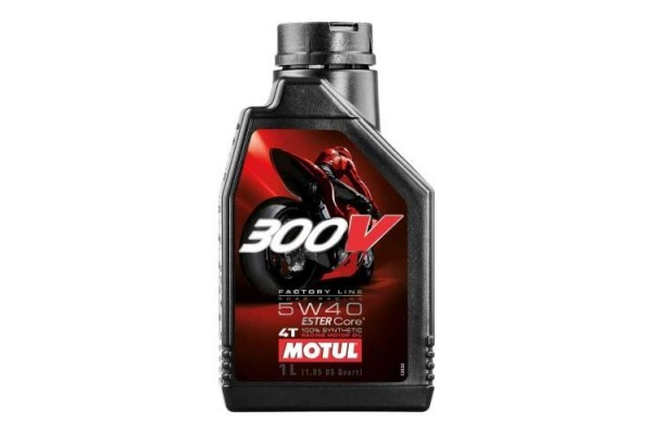 MOTUL 300V 4T FACTORY LINE...