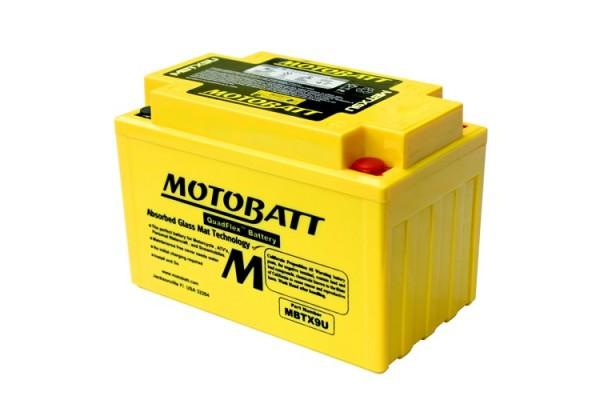 MBTX9U MOTOBATT 12V AGM...