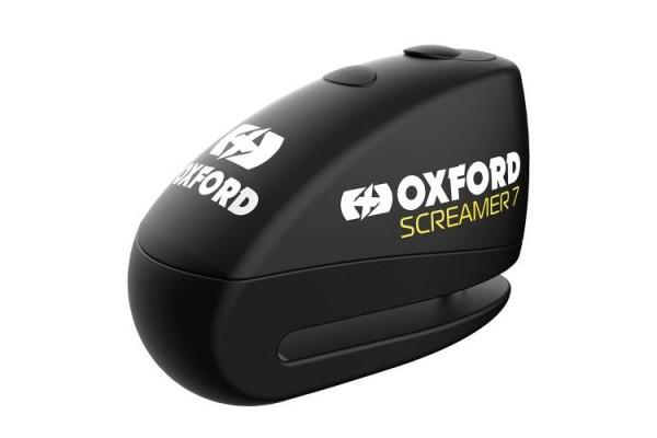 OXFORD SCREAM 7 ALARM DISC...