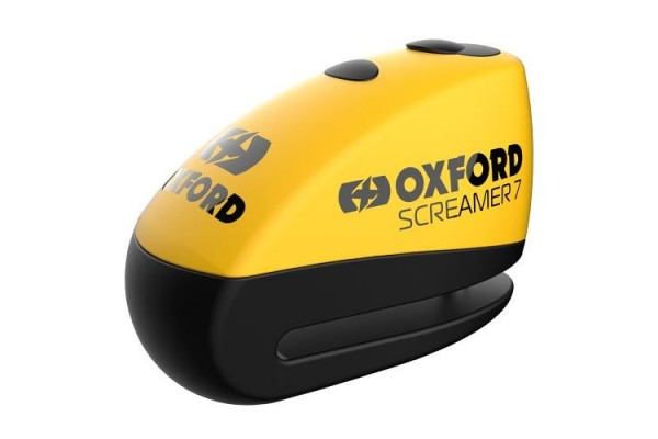 OXFORD SCREAM 7 ALARM DISC...