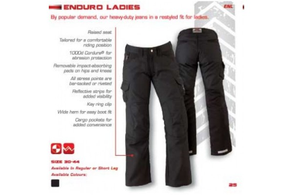 XKULCHA LADIES ENDURO SHORT