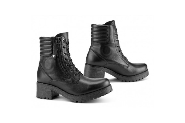 FALCO MISTY LADIES BOOTS BLACK