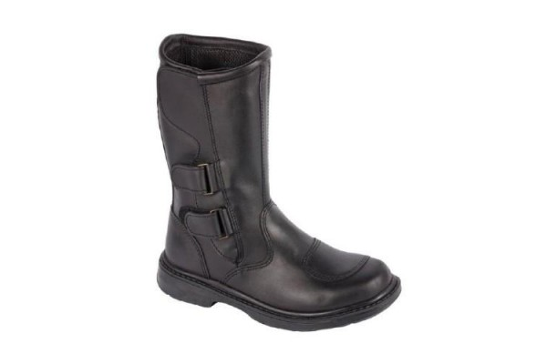 FREESTYLE LEATHER BIKER BOOT
