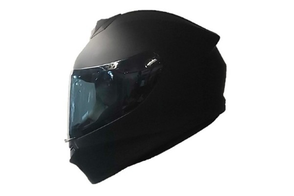 YOHE 977 MATT BLACK HELMET