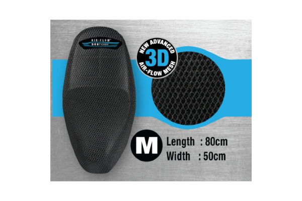 AIR FLOW SEAT COVER MED
