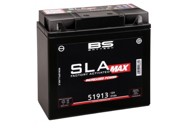 BS 51913 MAX SEALED BATTERY